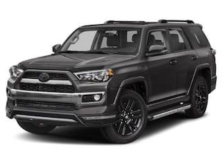 New 2019 Toyota 4Runner Limited Nightshade SUV Medford, OR