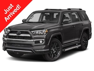 New 2019 Toyota 4Runner Limited Nightshade SUV Medford, OR