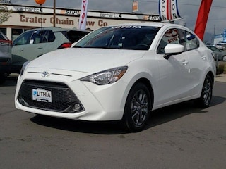 New 2019 Toyota Yaris LE Sedan Medford, OR