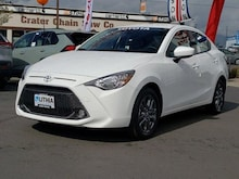 New 2019 Toyota Yaris LE Sedan serving Medford, OR