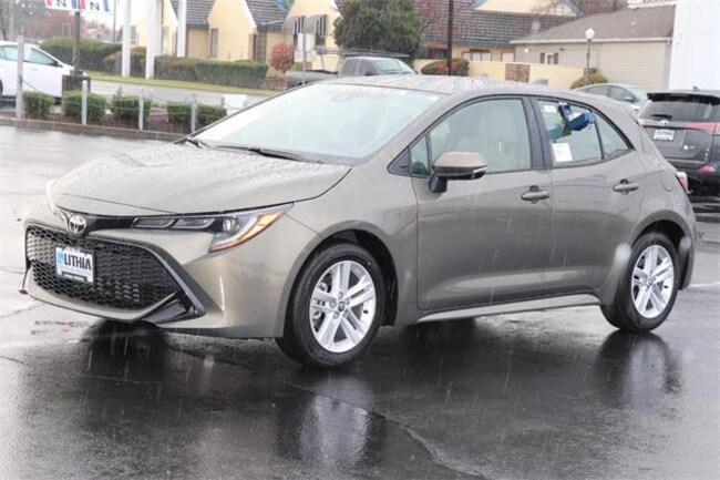 New 2019 Toyota Corolla Hatchback Hatchback Bronze Oxide For