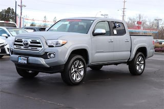 New 2019 Toyota Tacoma Limited V6 Truck Double Cab Medford, OR