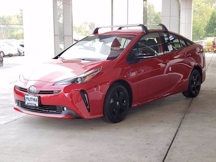 New 2021 Toyota Prius 20th Anniversary Edition Hatchback serving Medford, OR