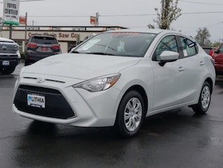 New 2019 Toyota Yaris L Sedan Medford, OR