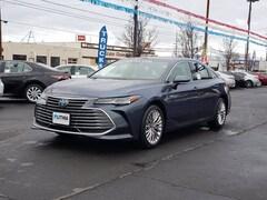 New 2021 Toyota Avalon Hybrid Limited Sedan Medford, OR