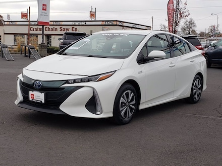 Used 2018 Toyota Prius Prime Plus Hatchback Medford, OR