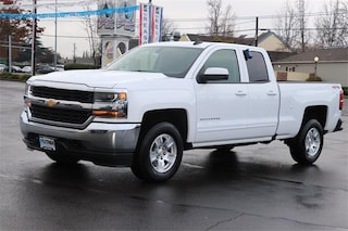 Used 2018 Chevrolet Silverado 1500 LT Truck Double Cab Medford, OR