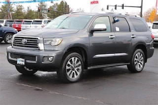 New 2019 Toyota Sequoia Limited SUV Medford, OR
