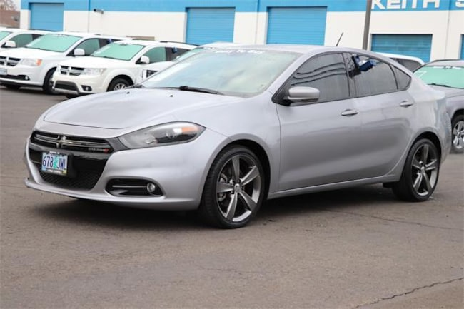 Used 2016 Dodge Dart GT Sedan Medford, OR