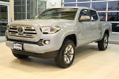 2019 Toyota Tacoma Limited V6 Truck Double Cab Medford, OR