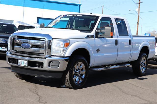 Used 2015 Ford F-350 Truck Crew Cab Medford, OR