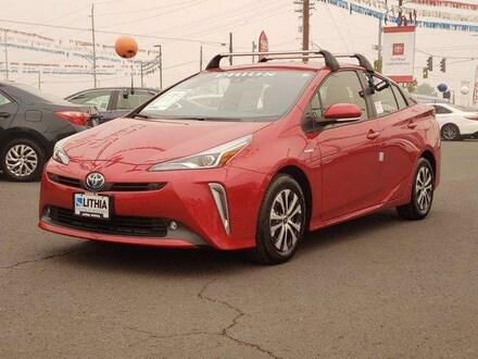 New 2021 Toyota Prius XLE Hatchback Medford, OR
