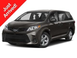 New 2020 Toyota Sienna SE 7 Passenger Van Passenger Van Medford, OR