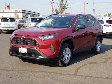 Used 2019 Toyota RAV4 LE SUV Medford, OR