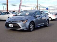 2021 Toyota Corolla Hybrid LE Sedan Medford, OR