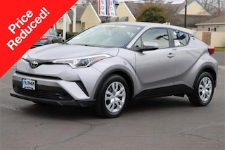 New 2019 Toyota C-HR LE SUV Medford, OR