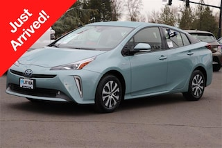 New 2019 Toyota Prius LE AWD-e Hatchback Medford, OR