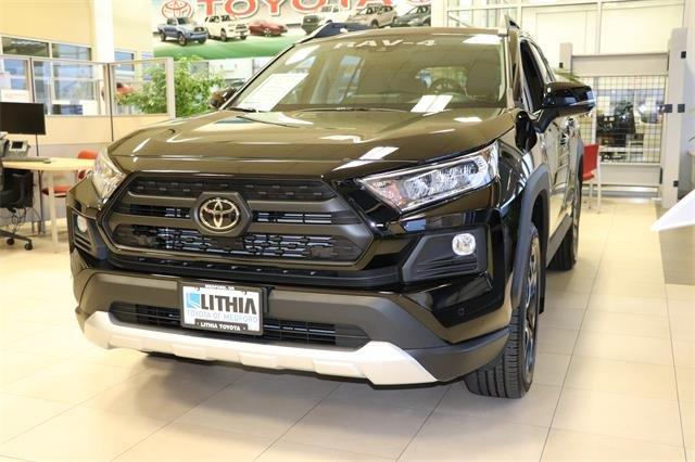 New 2019 Toyota RAV4 Adventure SUV Medford, OR