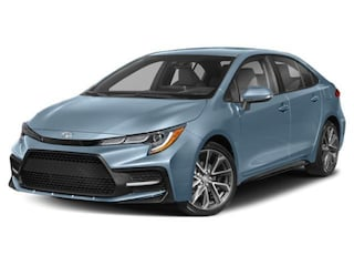 New 2020 Toyota Corolla SE Sedan Medford, OR