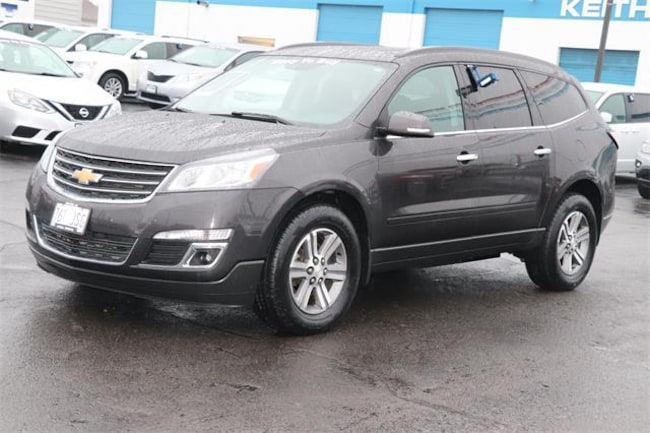 Used 2016 Chevrolet Traverse LT w/1LT SUV Medford, OR