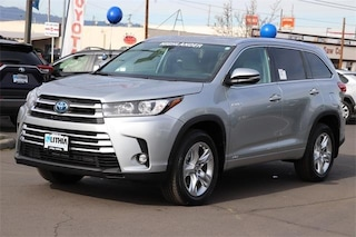 New 2019 Toyota Highlander Hybrid Limited V6 SUV Medford, OR