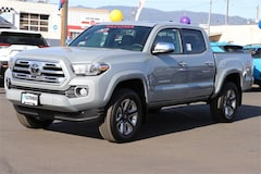 New 2019 Toyota Tacoma Limited V6 Truck Double Cab For sale in Medford, OR
