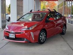 2021 Toyota Prius XLE Hatchback