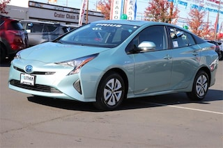 New 2018 Toyota Prius Four Hatchback Medford, OR