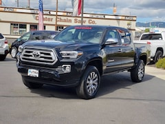 2021 Toyota Tacoma Limited V6 Truck Double Cab Medford, OR