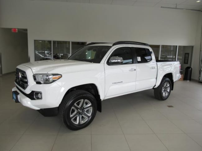 New 2019 Toyota Tacoma Limited V6 Truck Double Cab Missoula, MT