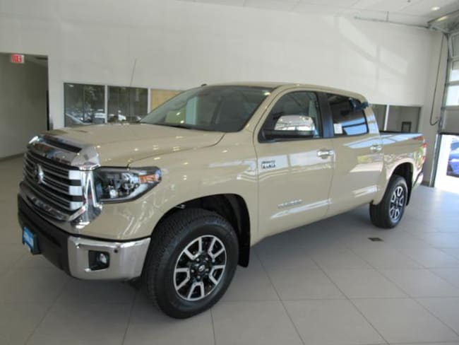 New 2019 Toyota Tundra Limited 5.7L V8 Truck CrewMax Missoula, MT