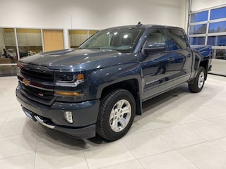 Used 2017 Chevrolet Silverado 1500 LT Truck Crew Cab Missoula, MT