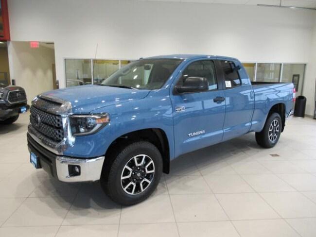 New 2019 Toyota Tundra SR5 5.7L V8 Truck Double Cab Missoula, MT