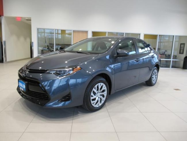New 2019 Toyota Corolla LE Sedan Missoula, MT