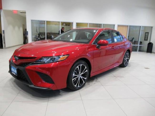 New 2019 Toyota Camry SE Sedan Missoula, MT
