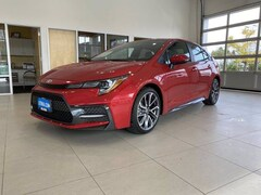 New 2021 Toyota Corolla SE Sedan Missoula, MT