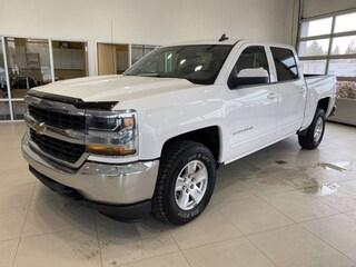 Used 2018 Chevrolet Silverado 1500 LT w/1LT Truck Crew Cab Missoula, MT