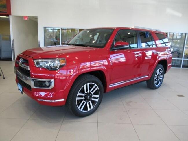 New 2019 Toyota 4Runner Limited SUV Missoula, MT