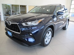 New 2020 Toyota Highlander LE SUV For Sale in Missoula, MT