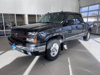 Used 2004 Chevrolet Silverado 1500 Truck Crew Cab Missoula, MT