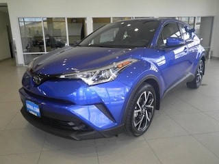New 2018 Toyota C-HR XLE SUV Missoula, MT