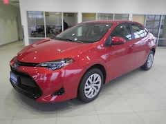 New 2018 Toyota Corolla LE Sedan Missoula, MT