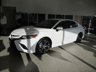 New 2019 Toyota Camry SE Sedan Missoula, MT