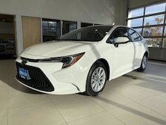 New 2021 Toyota Corolla LE Sedan Missoula, MT