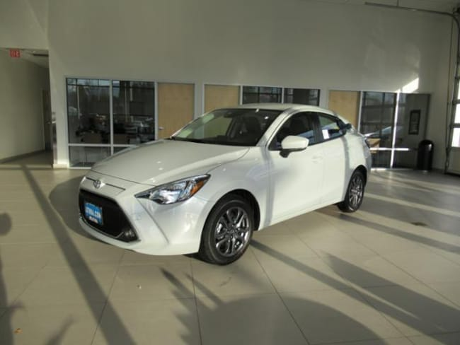 New 2019 Toyota Yaris Sedan LE Sedan Missoula, MT