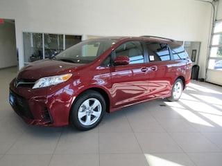 New 2018 Toyota Sienna LE 8 Passenger Van Passenger Van Missoula, MT