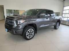 New 2018 Toyota Tundra SR5 5.7L V8 Truck CrewMax For Sale in Missoula, MT