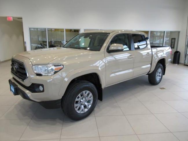 New 2019 Toyota Tacoma SR5 V6 Truck Double Cab Missoula, MT