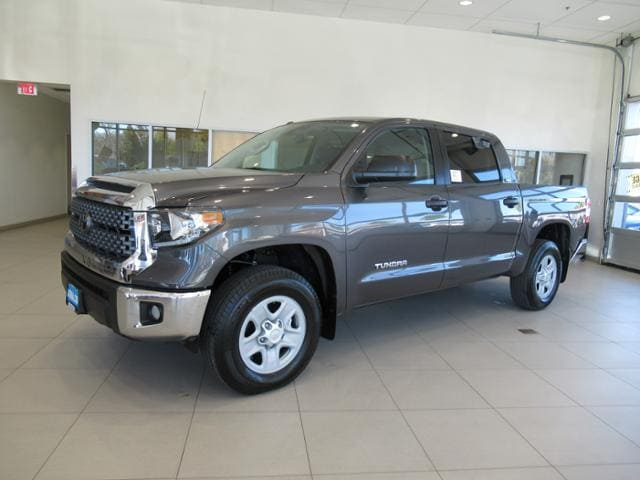 New 2019 Toyota Tundra Truck Crewmax Sr5 4 6l V8 Magnetic Gray For
