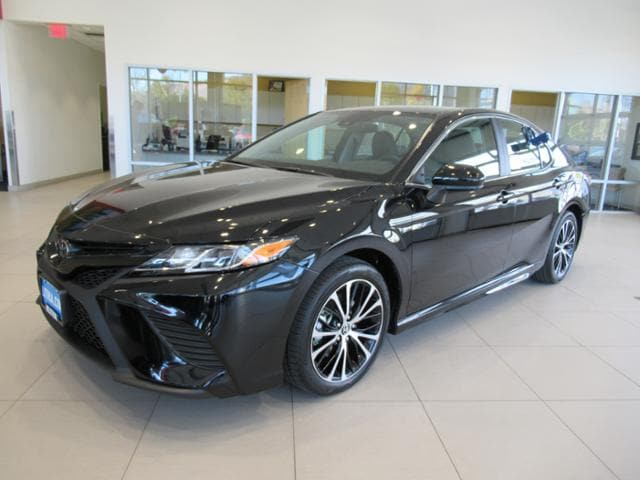 new 2019 toyota camry sedan se midnight black for sale in missoula mt stock ku160495 serving hamilton stevensville